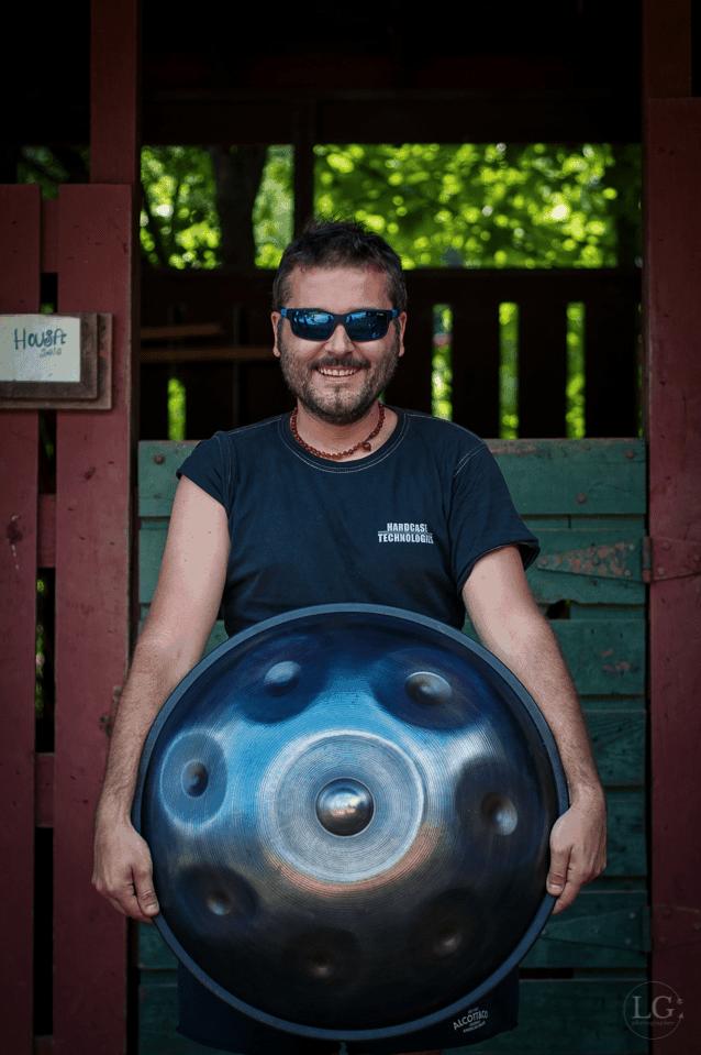 Alessio Massi, Gründer von Hardcase Technologies