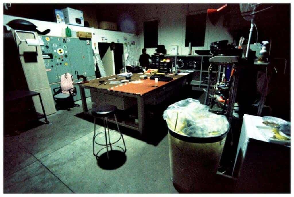Werkstatt von Hardcase Technologies