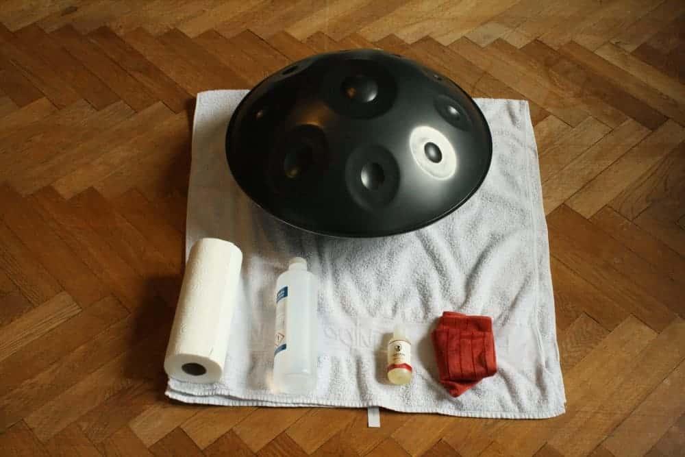 Handpan Pflege-Set
