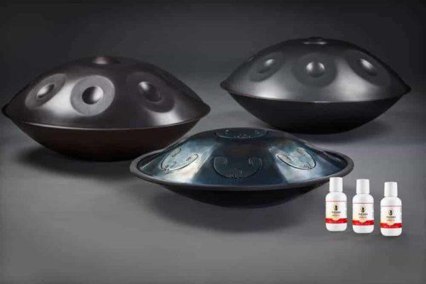 Handpans, RAV Vast und Handpan Pflegeöl