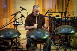Handpanworkshops und Konzert mit David Kuckhermann
