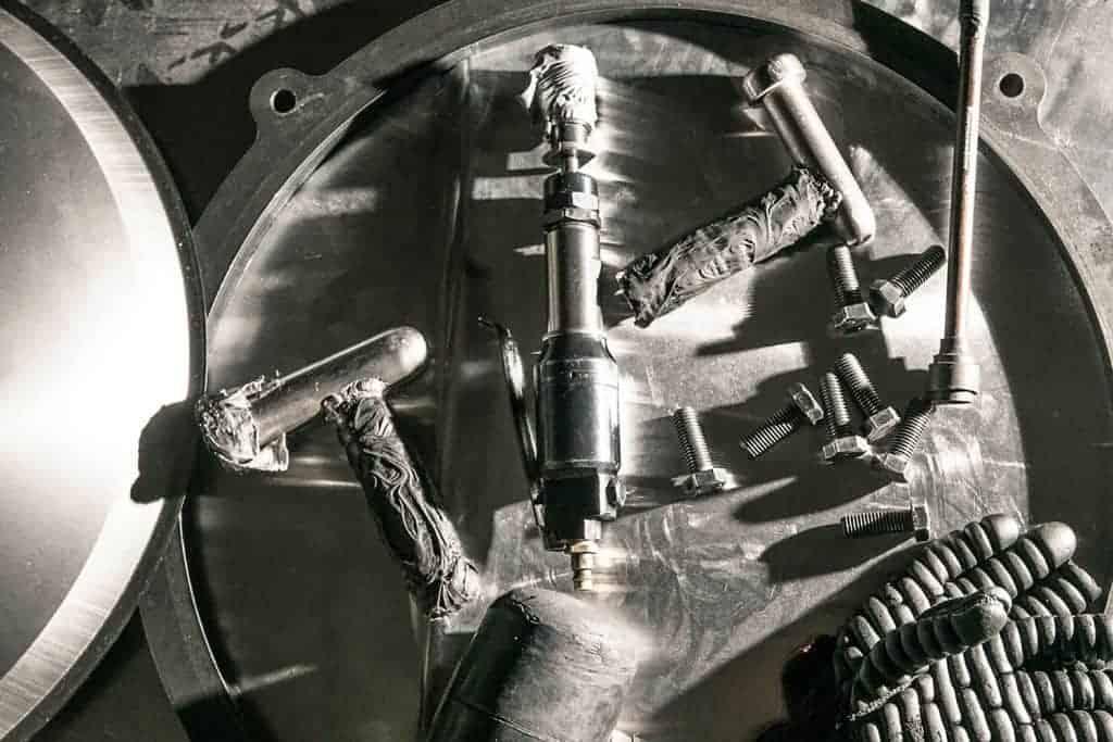 Ayasa Handpans Werkzeug zum Bau von Handpans