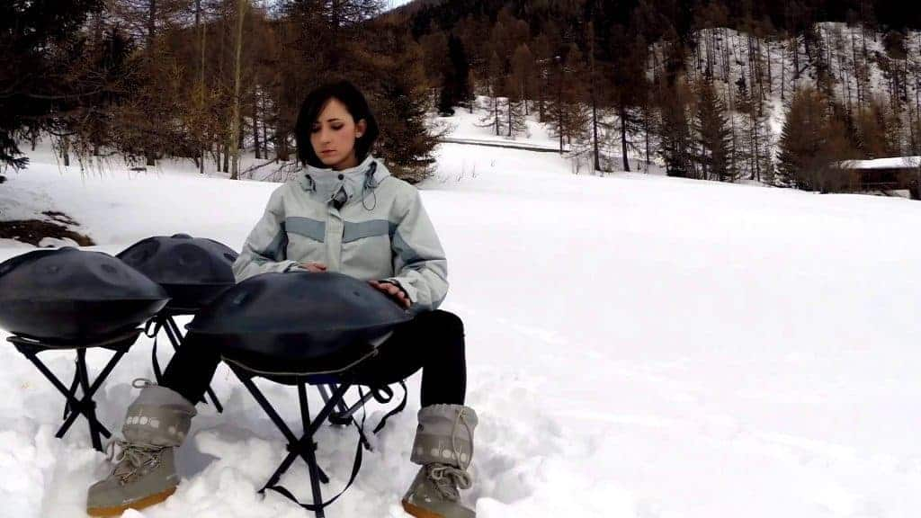 handpan Winter