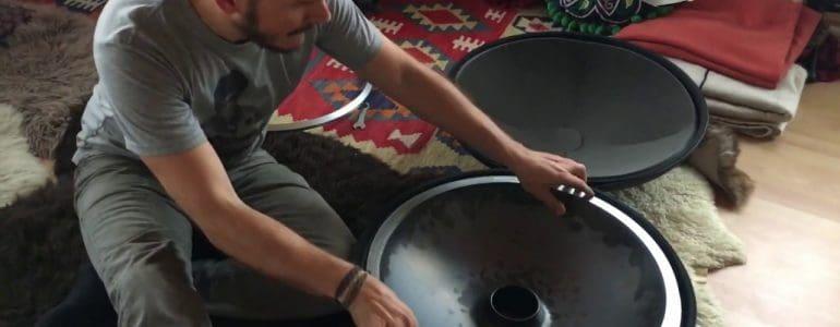 Shellock: Der Schnellspanner für Handpans (2018/07)