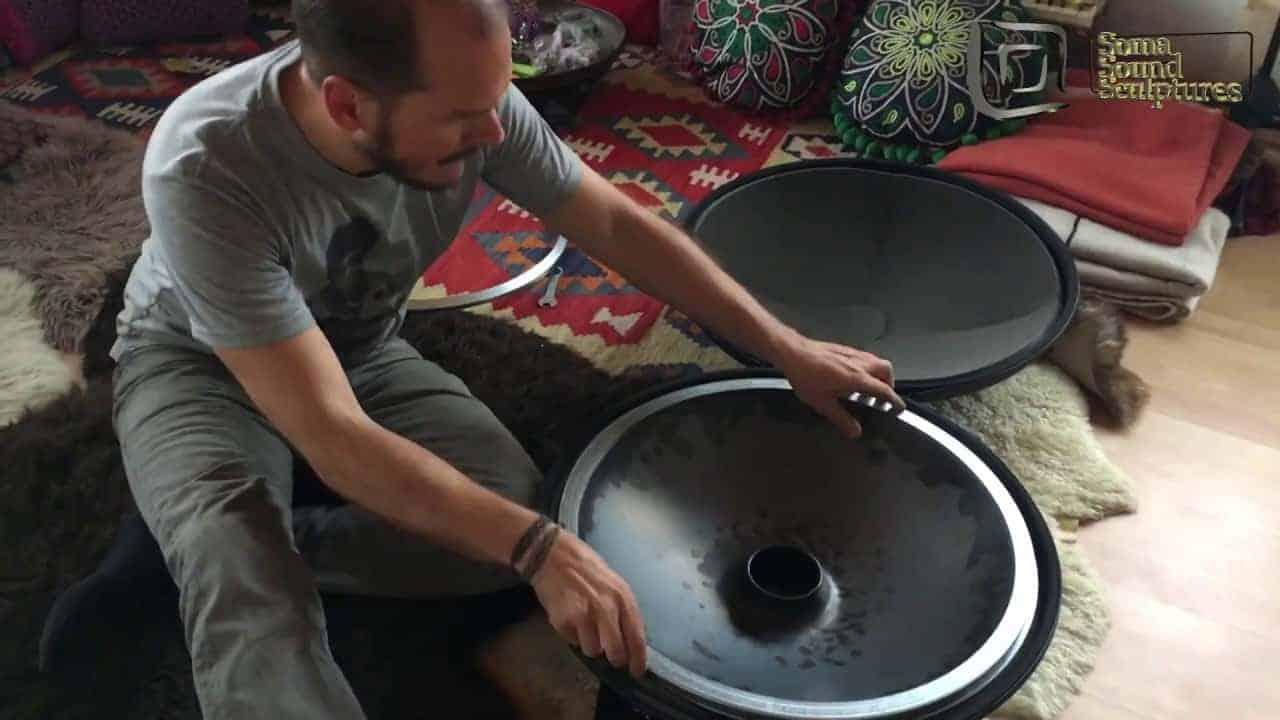 Shellock: Der Schnellspanner für Handpans