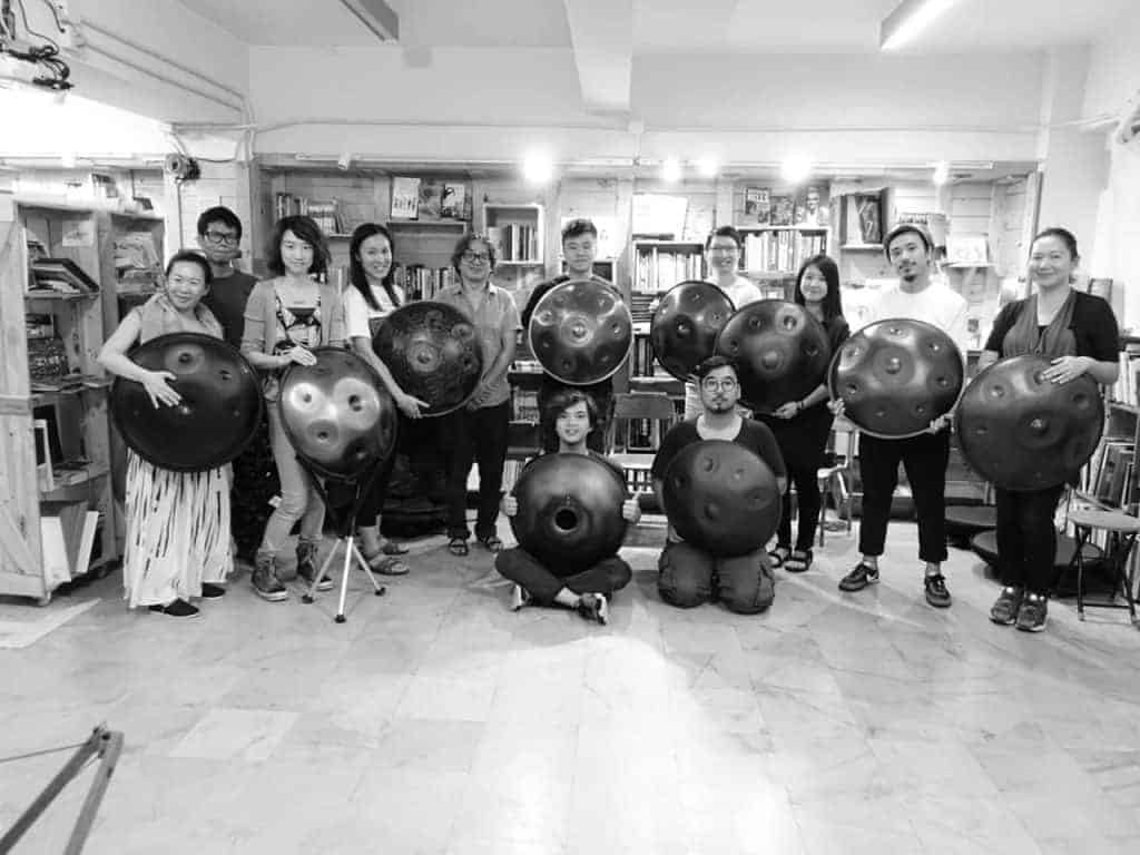KOAN Handpan Gathering in Hong Kong
