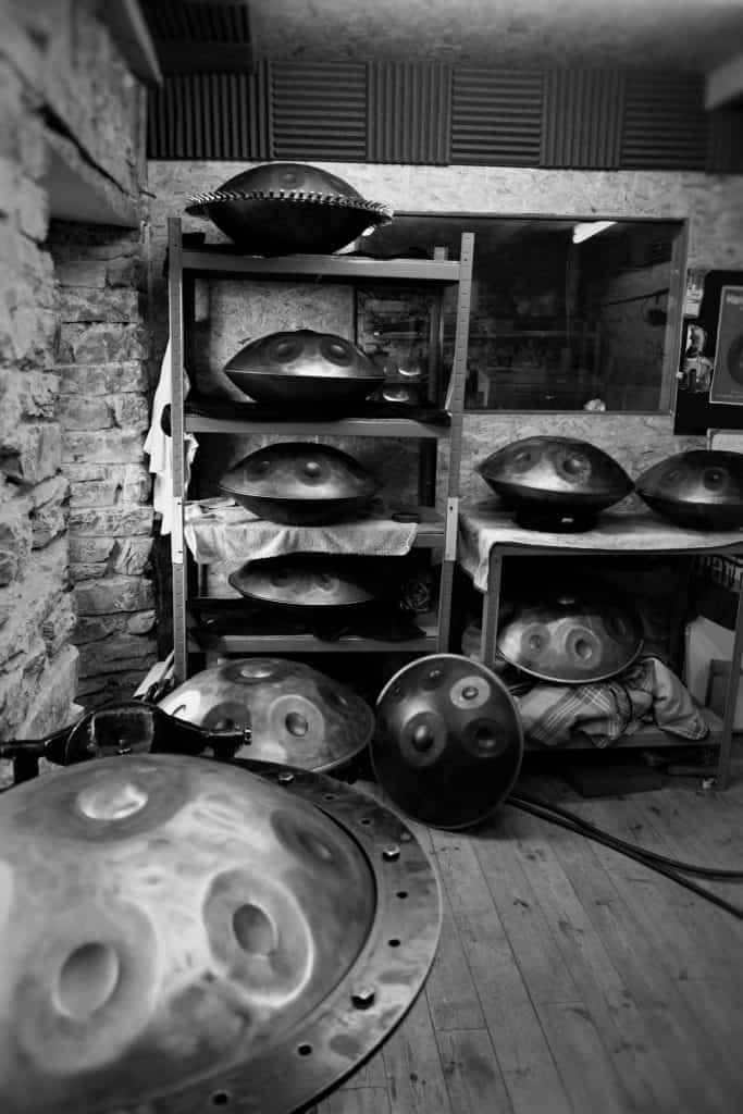 KOAN Handpan Werkstatt