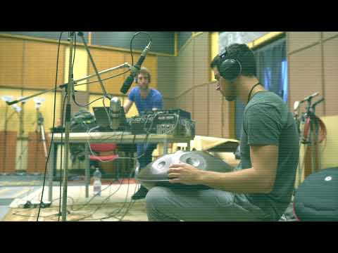 Pantronic: Handpan & Electronic von David Urban und Balna