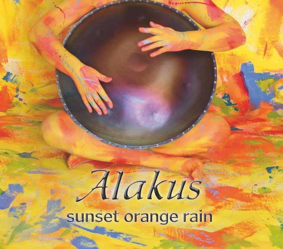 ALAKUS - sunset orange rain