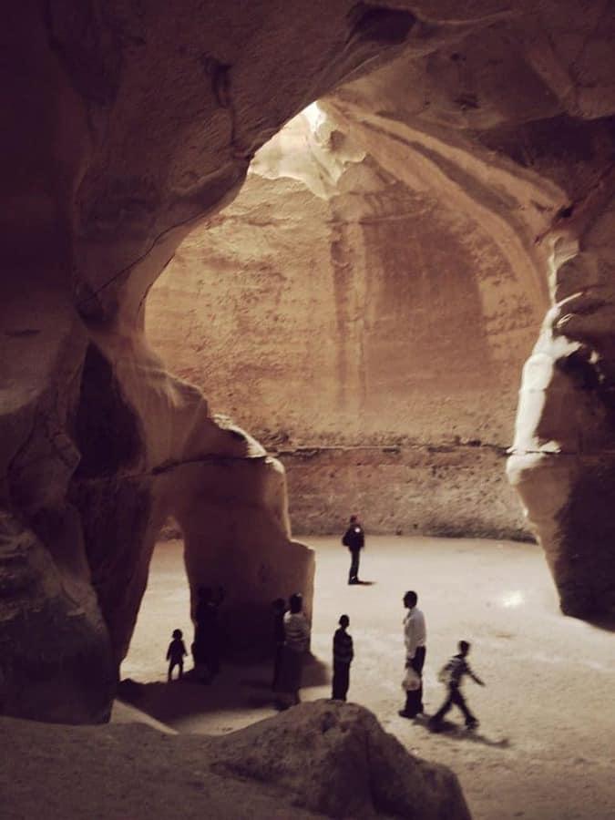 Kabeção Bell Cave Session