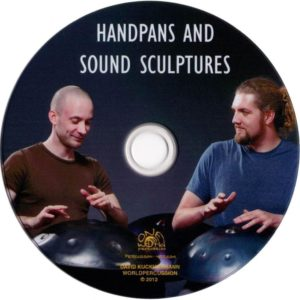 World Percussion Handpan & Sound Sculptures Tutorial DVD