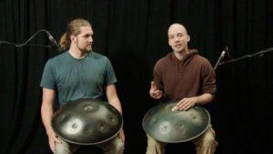 David Kuckhermann & Colin Foulke - Handpan Tutorial (26/2018)