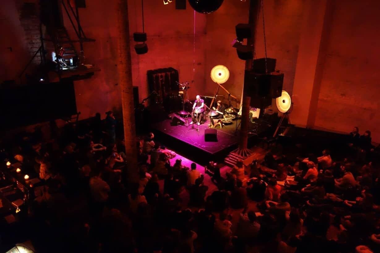 Handpan Festival Berlin - David Kuckhermann & Milena Hotz