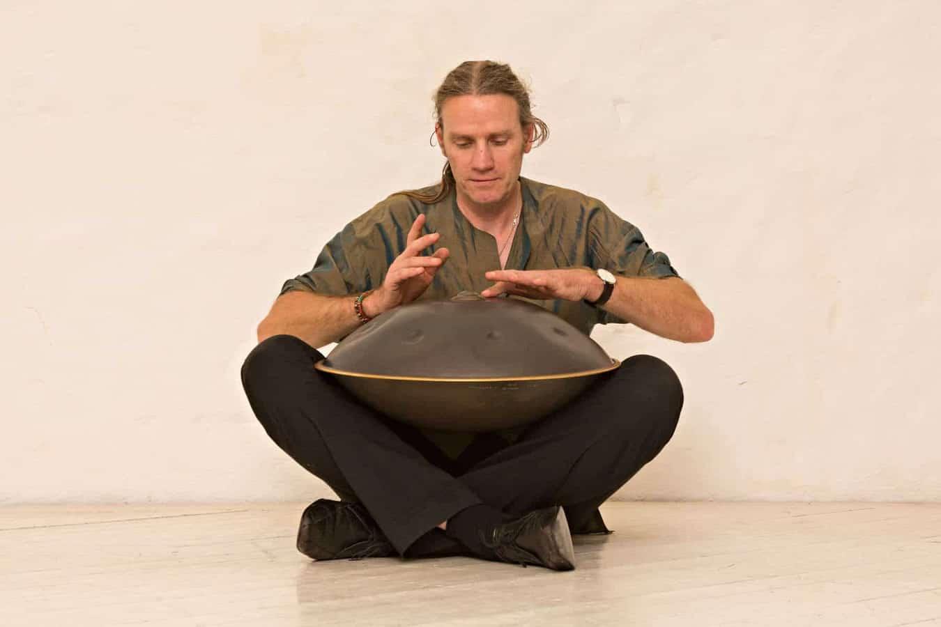 Markus Reich Handpan Workshop - PercussionReich