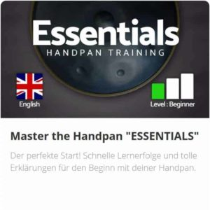 Handpan Unterricht Master The Handpan Essentials David Charrier - Grundlagen