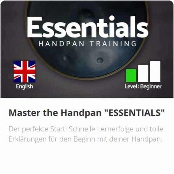 Handpan Unterricht Master The Handpan Essentials David Charrier - Grundlagen