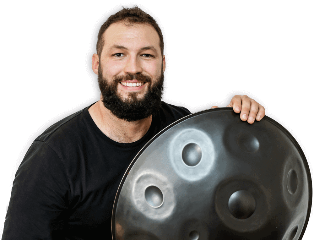 David Charrier Master The Handpan Unterricht