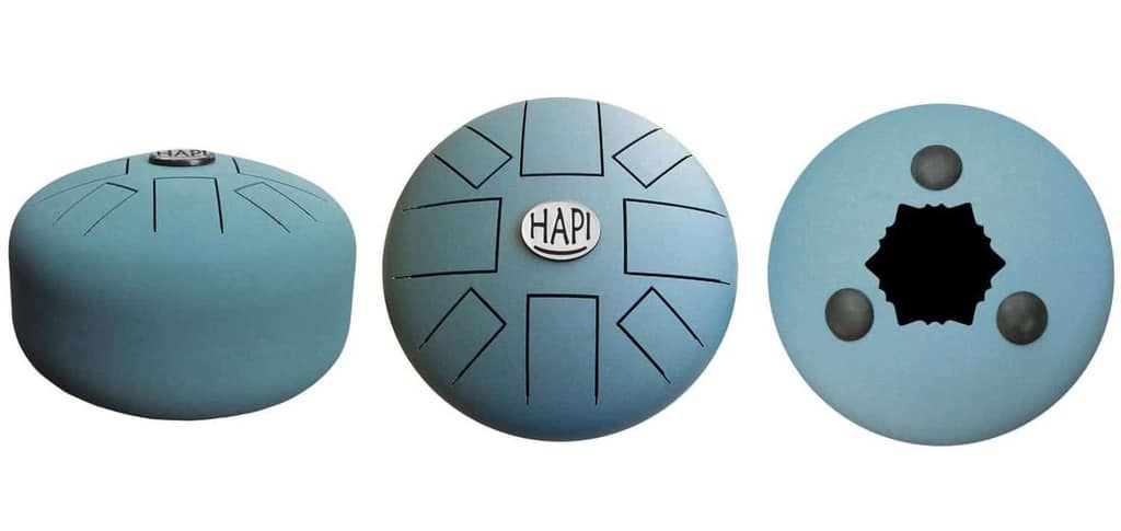 Handpan Alternative - HAPI Drum