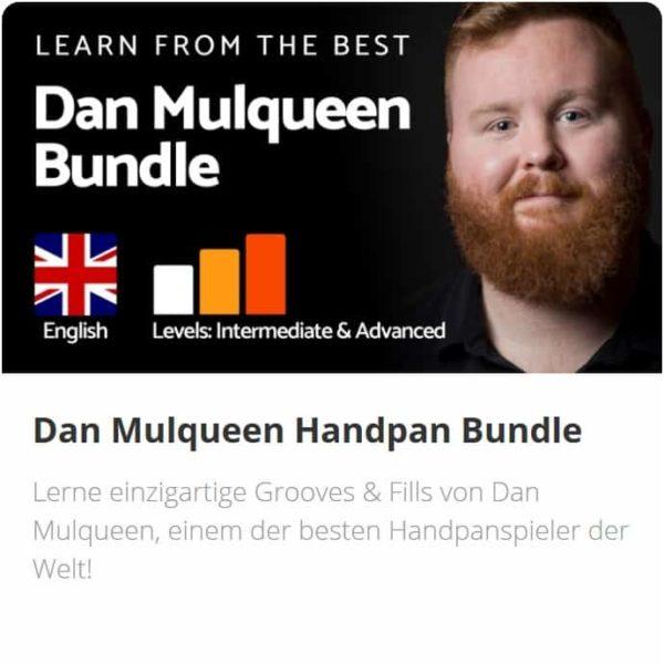 Handpan Unterricht - Master The Handpan David Charrier Dan Mulqueen Bundle