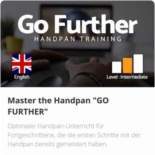 Handpan Unterricht Master The Handpan Go Further David Charrier - Fortgeschrittene