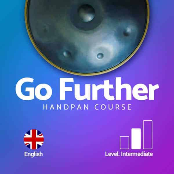 Master The Handpan Unterricht Go Further
