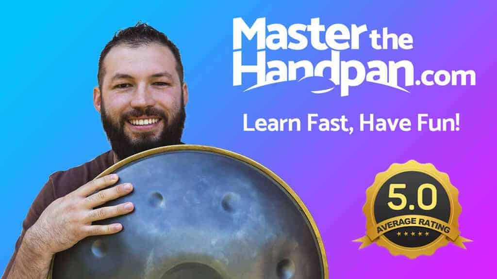 Handpan lernen Unterricht Master The Handpan Video