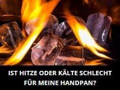 Ist Hitze oder Kälte schlecht für eine Handpan?