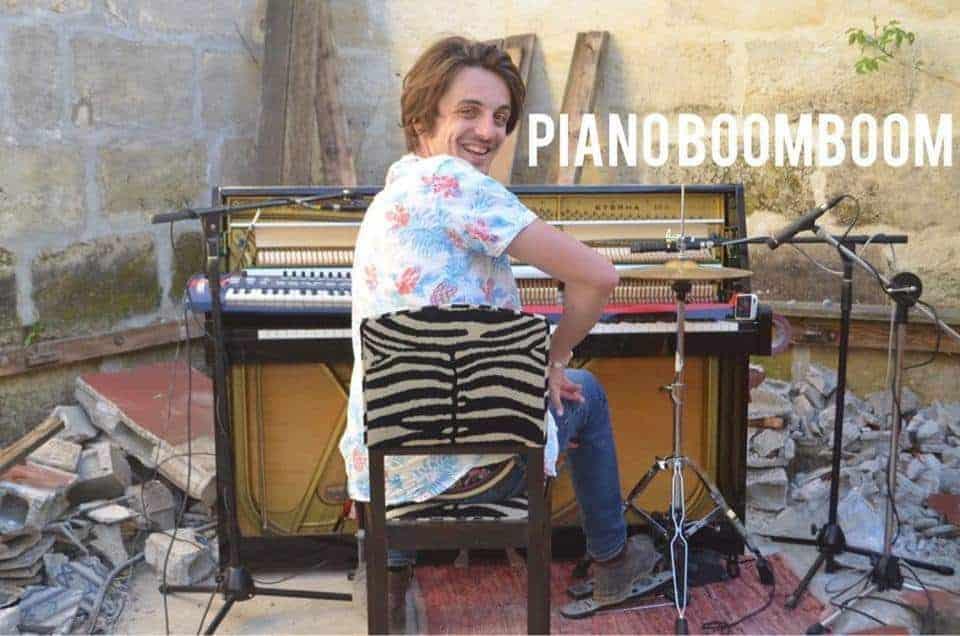Mezerg Pianoboomboom