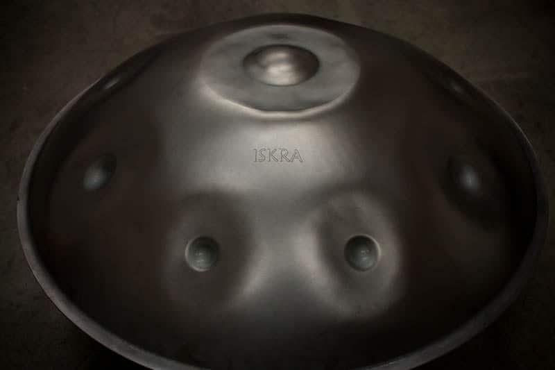 Symphonic Steel Handpan Iskra