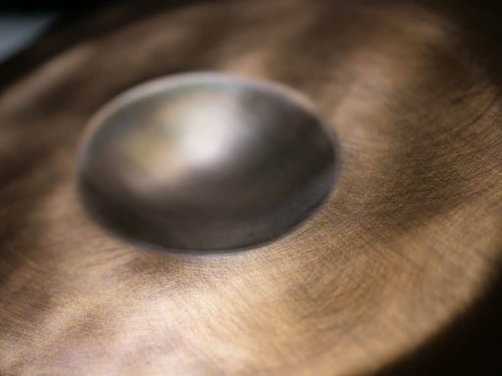 Saraz Handpans Meditation-Serie Edelstahl Cis Moll Klangfeld