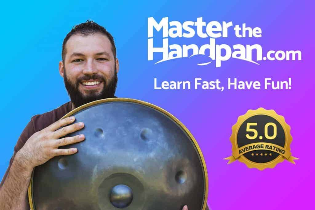 David Charrier Handpan Lehrer - Master The Handpan Unterricht