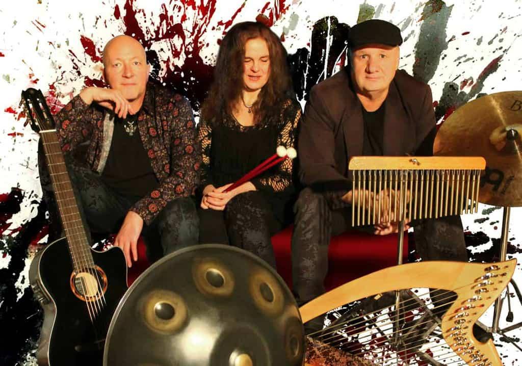 Konzert Klangart Berlin Handpan Portal