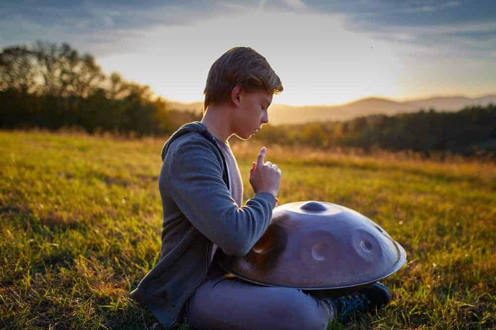 Pavel Sedlacek Interview Handpan-Portal