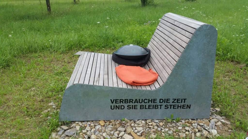 Handpan in Sommerach