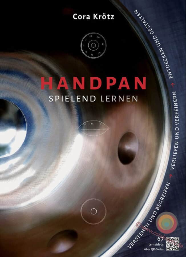 Handpan Spielend Lernen - Cora Kroetz - Cover