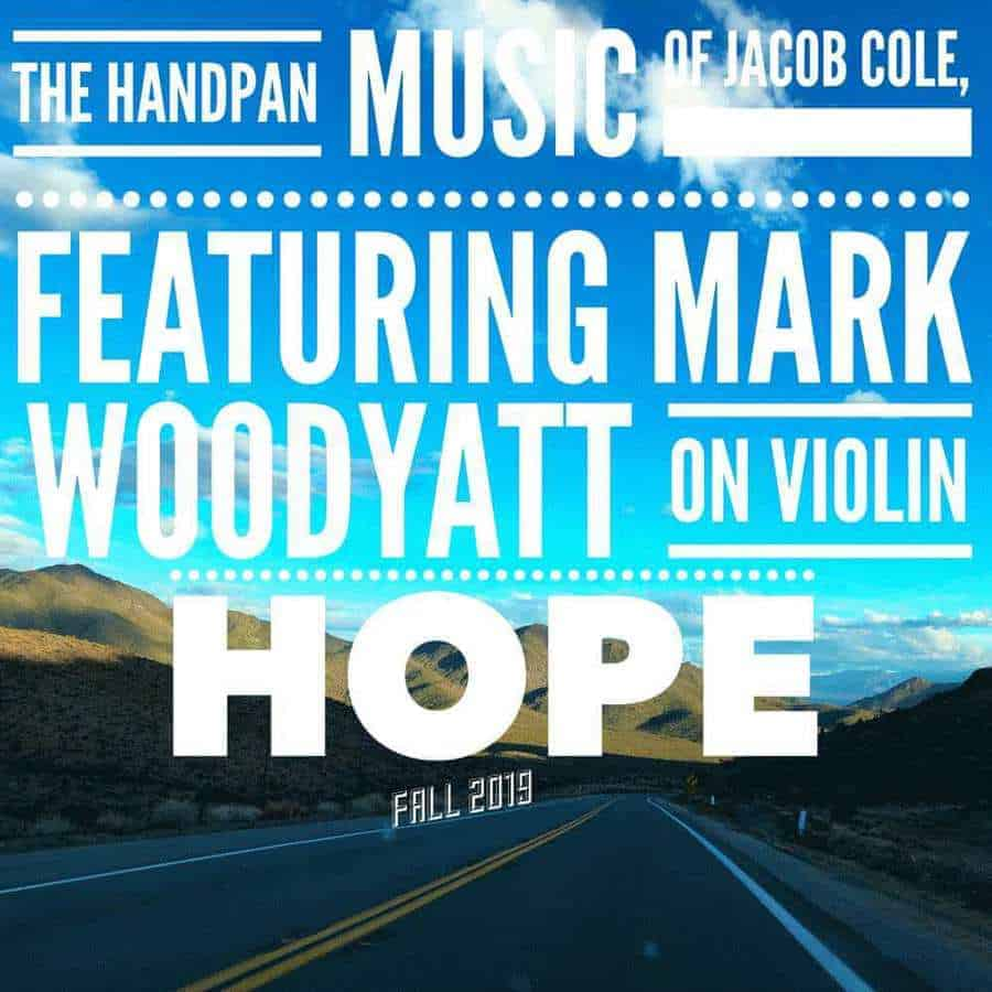 Jacob Cole - HOPE - Cover