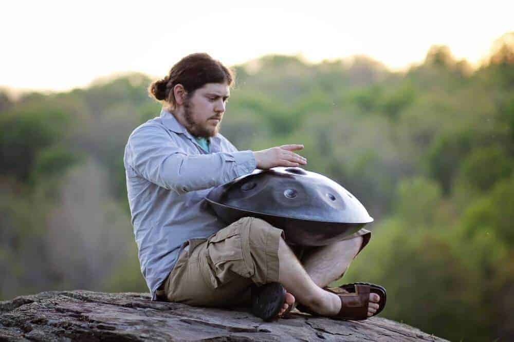 Jacob Cole Percussion Handpan