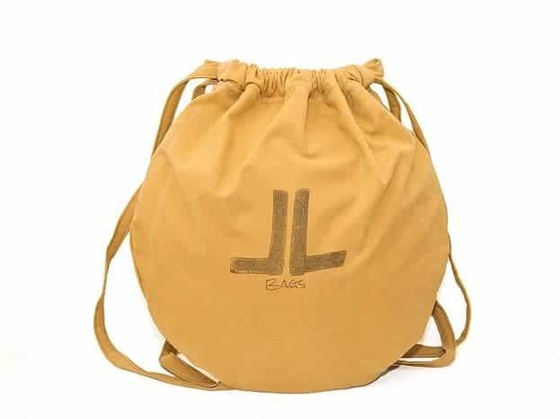 Louis L. - LL BAGS Handpan-Tasche geschlossen