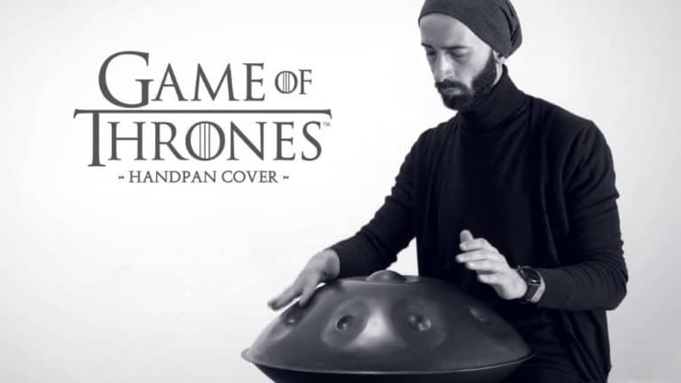 Game of Thrones Handpan Cover Theme Titellied