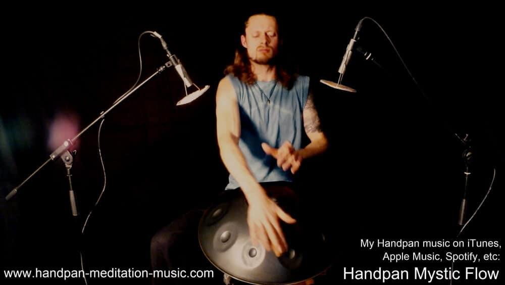 Handpan Mystic Flow - Fabian Flow Küpper Ayasa D Kurd Impro