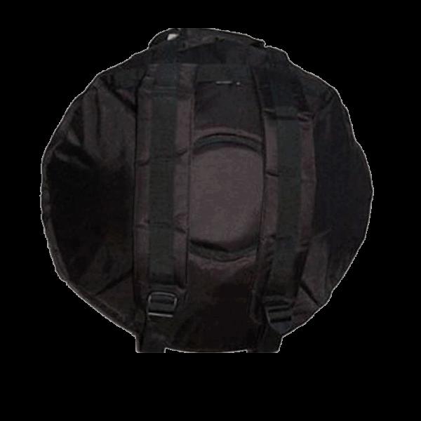 Handpan Tasche Softcase Rucksack Koffer wasserabweisend schwarz
