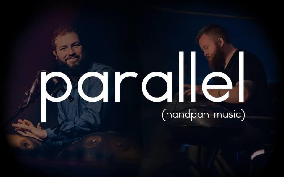 David Charrier Dan Mulqueen parallel Handpan Musik
