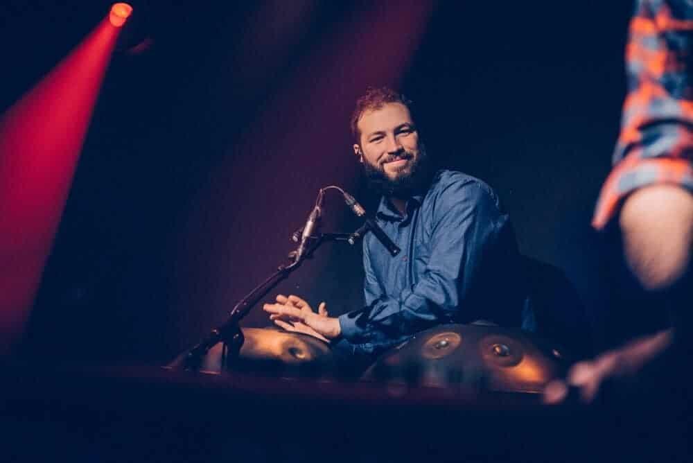 David Charrier Master The Handpan Unterricht Interview