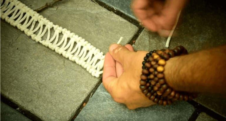 Handpan-Band-Schutz-Rim-Rope-Dekoration