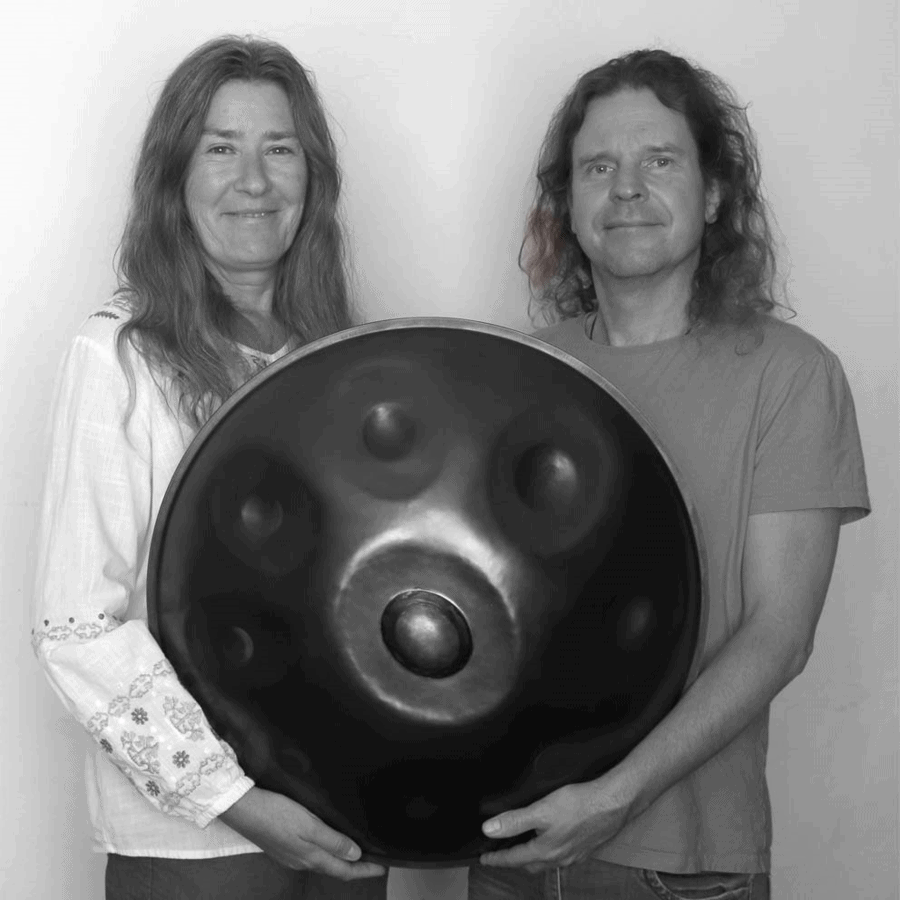 Magic-Handpan-Workshop nahe Mannheim mit Einklang Alakus