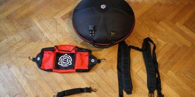 Handpan Tasche Koffer Evatek