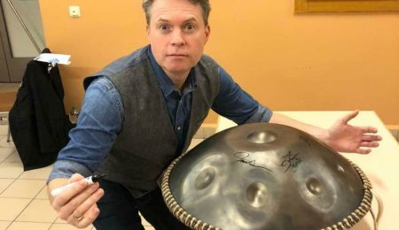 Kelly Family Handpan 25 Years over the Hump Tickets Meet & Greet Paddy